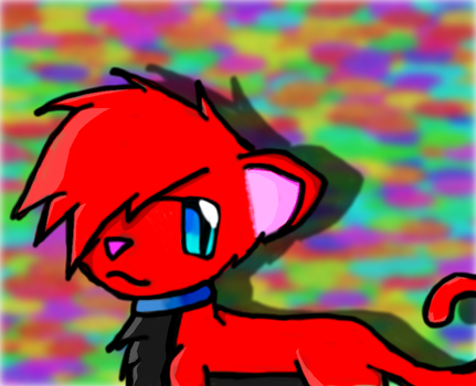 Raire -Kitten Form- by AnimeVSReality