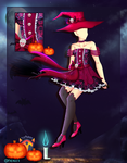 Outfit Adoptable (Auction) #86 CLOSE!!! (VAULT) by Tychees