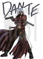 DANTE3 by wesvin