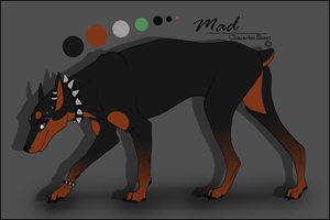 .: Mad Character Sheet by x-Hollow