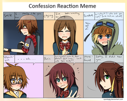 Confession Meme by RiekaTear