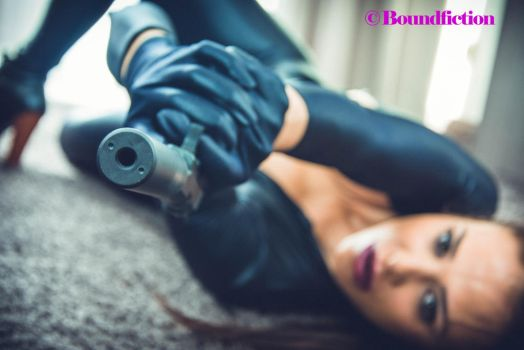 Agent in Trouble by Boundfiction