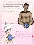 Valentine's meme with Insanity Biscuits  by yugiohfreakXD