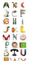 ALPHABET by Katie-Watersell