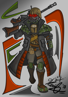NCR Ranger by MythicallyOdd