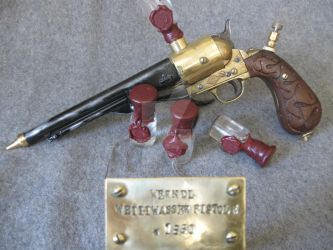 Holywater pistol by DrCagliostro