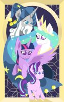 Watching Over Their Students by poecillia-gracilis19