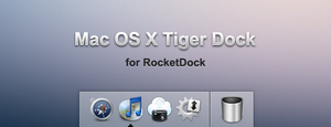 Mac OS X Tiger by Druteron