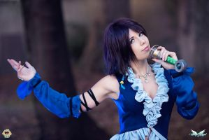 Yuna Songstress Cosplay by MiciaGlo