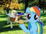 Picnic Muffin by normanb88