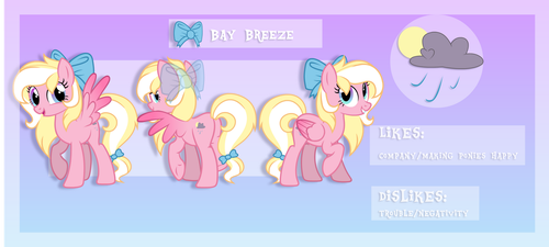 Bay Breeze Reference Sheet by sugguk