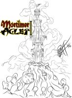The Tower of the Ice Wizards by MortimerAglet