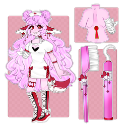 [Adopts]: Dentist Lockette (CLOSED) by SimplyDefault