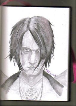 Criss Angel: MF3 by MGSSnake by AngelWatchers