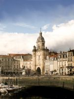 Port de La Rochelle by m3la