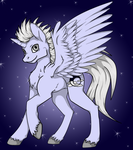 Silvery Moon by Gothie666
