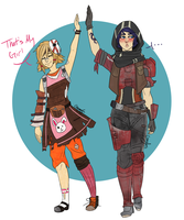 Give Me High Five by Graceafur
