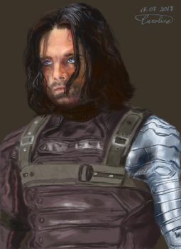 Winter Soldier by Lola-in-the-Black