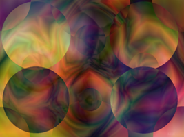 Abstract Gradient Art 2 by LunaMoon9