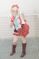 Eli Ayase . Love Live cosplay by Rael-chan89