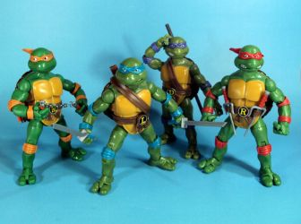 Turtle Power by Unicron9