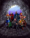 Heroes of Malavon by Neothera