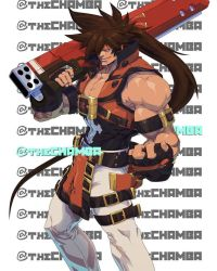 BAM10 - Sol BadGuy by theCHAMBA