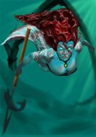 Merfolk by takkless
