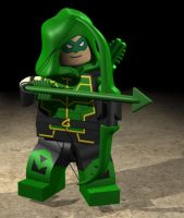 Green Arrow by mikenap22