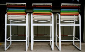 Pool Chairs by LoraDoerfer