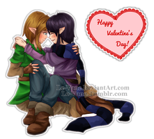 Happy Valentine's Day! by Le-Vane