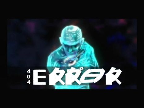 HE IS ERROR by pYez