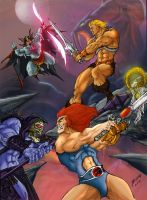 Tcats MOTU crossover collab by JazylH