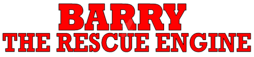 Barry the Rescue Engine logo by JonathanLillo