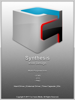 Synthesis - Icon by Fox-Future-Media
