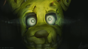 Spring Trap - FNAF 3 by Choco-Floof