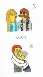 The Simpsons: Love and Patience by Lizlovestoons12
