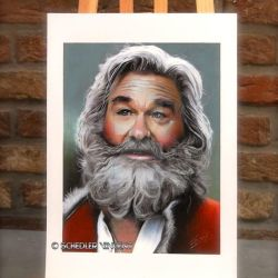 Kurt Russell - Completed . by Cap007