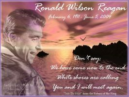 Ronald Reagan Tribute by Suisan