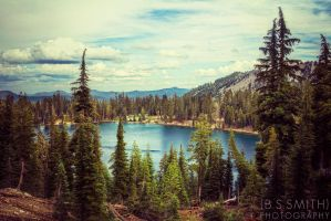 Shadow Lake by novelhill