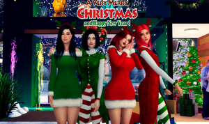 Merry Christmas  (Preview Nx. Chapter) Text Below by BarrosBR