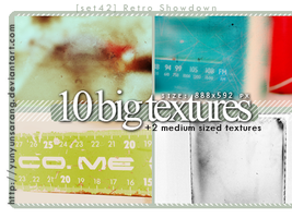10 big textures - retro show by yunyunsarang