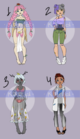 Adopts Open 1\4 by KateKand