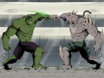 Hulk vs Doomsday : Part 1 by Henil031
