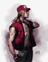 Terry Bogard by ChaseConley