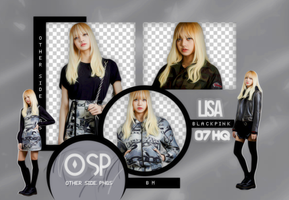 Lisa PNG PACK#2|BLACKPINK by Upwishcolorssx
