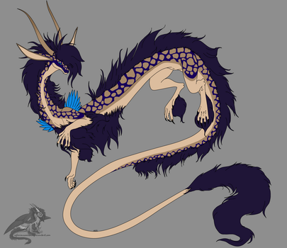 Dragon Auction~Closed~ by Adopt-Critters
