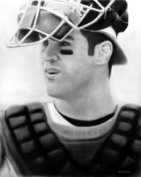 JOE MAUER by toolyman