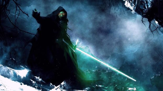 The Dark Side of the Nazgul by BETACRYSTAL