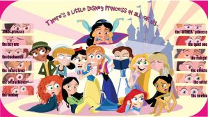 Which Disney Princess are you? by xeternalflamebryx